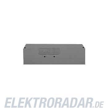 WAGO Kontakttechnik Abschlußplatte 279-308