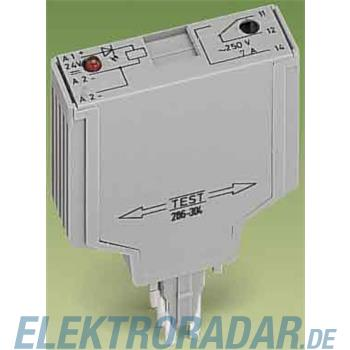WAGO Kontakttechnik Relaisstecker 286-304