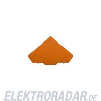 WAGO Kontakttechnik Abschlußplatte 280-320