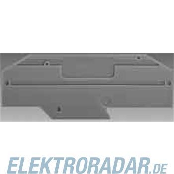 WAGO Kontakttechnik Abschlußplatte 282-333