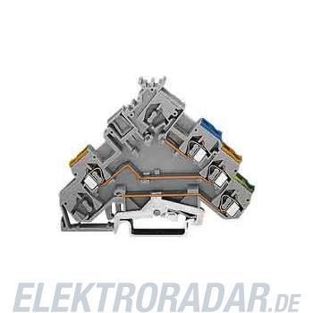 WAGO Kontakttechnik Aktorenklemme 280-572