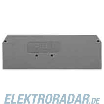 WAGO Kontakttechnik Abschlußplatte 280-315