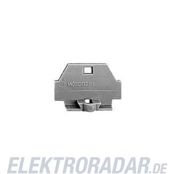WAGO Kontakttechnik Abschlußplatte 261-361