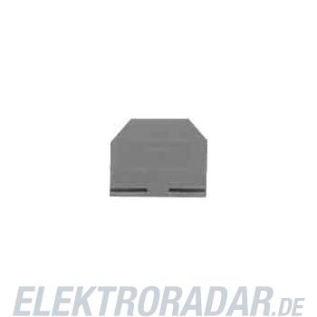 WAGO Kontakttechnik Abschlußplatte 284-302