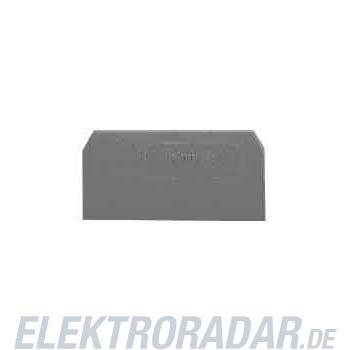 WAGO Kontakttechnik Abschlußplatte 280-324