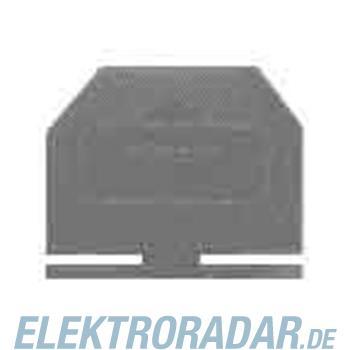 WAGO Kontakttechnik Abschlußplatte 280-301