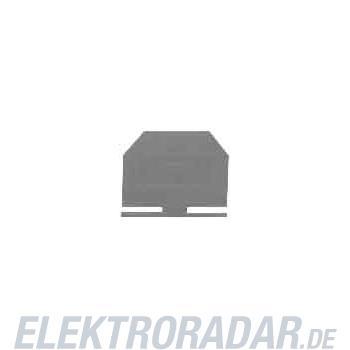 WAGO Kontakttechnik Abschlußplatte 281-301