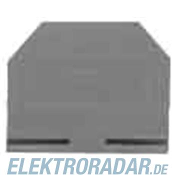 WAGO Kontakttechnik Abschlußplatte 284-301