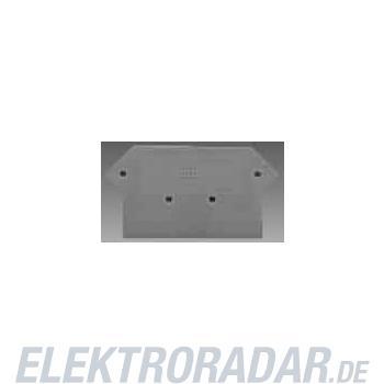 WAGO Kontakttechnik Abschlußplatte 280-330