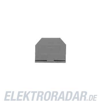 WAGO Kontakttechnik Abschlußplatte 282-302