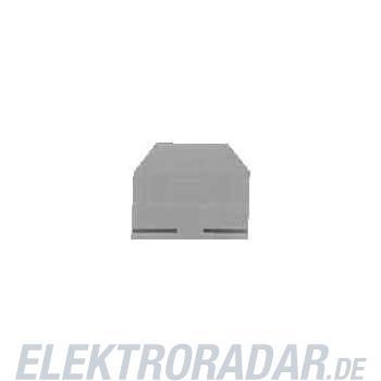 WAGO Kontakttechnik Abschlussplatte 282-312