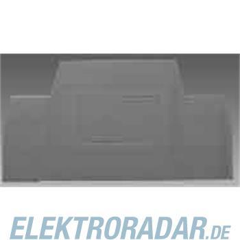 WAGO Kontakttechnik Abschlußplatte 280-342
