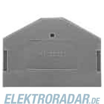 WAGO Kontakttechnik Abschlußplatte 280-313