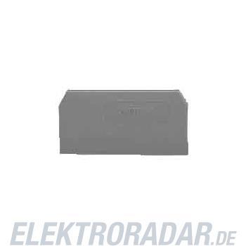 WAGO Kontakttechnik Abschlußplatte 281-343