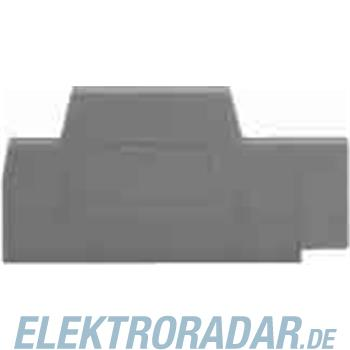 WAGO Kontakttechnik Abschlußplatte 280-343