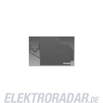 WAGO Kontakttechnik Abschlußplatte 280-321