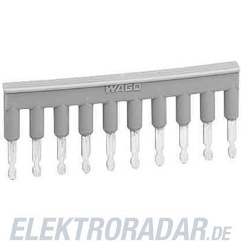 WAGO Kontakttechnik Brückungskamm 280-490