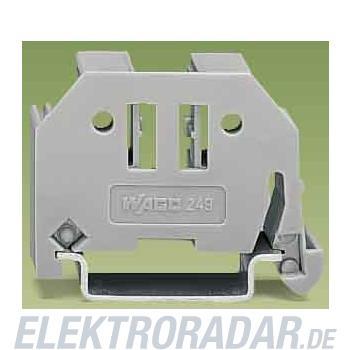 WAGO Kontakttechnik Endklammer 249-117