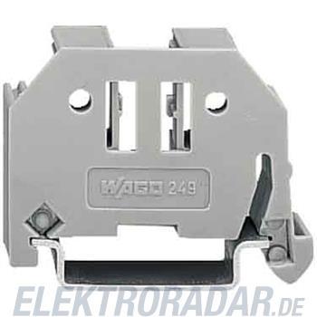 WAGO Kontakttechnik Endklammer 249-116