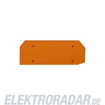 WAGO Kontakttechnik Abschlußplatte 282-314
