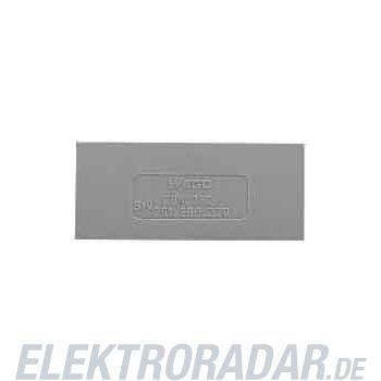 WAGO Kontakttechnik Reduzier-Adeckplatte 284-333