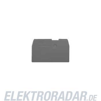 WAGO Kontakttechnik Abschlußplatte 870-934