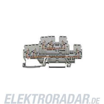 WAGO Kontakttechnik Doppelstockklemme 870-533