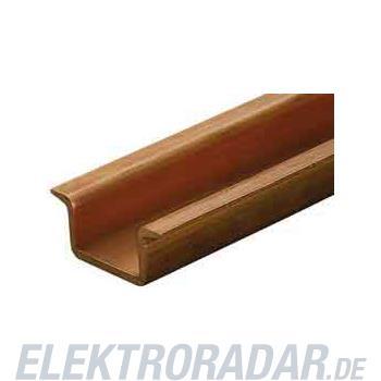 WAGO Kontakttechnik Cu-Tragschiene 2m lang 210-198