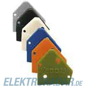 WAGO Kontakttechnik Abschlußplatte 236-100