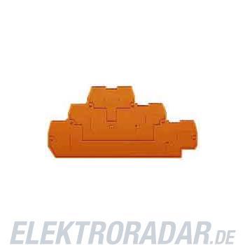 WAGO Kontakttechnik Abschluss-/Zwischenplatte 870-568