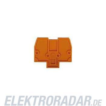 WAGO Kontakttechnik Abschlußplatte 870-943