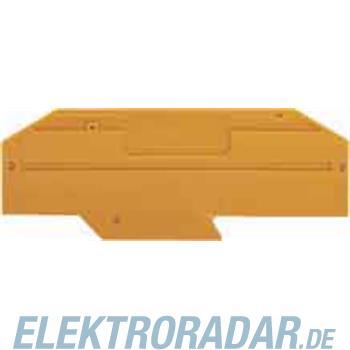 WAGO Kontakttechnik Abschlußplatte 282-334