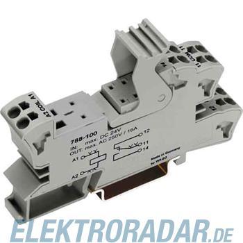 WAGO Kontakttechnik Relaissockel 788-102