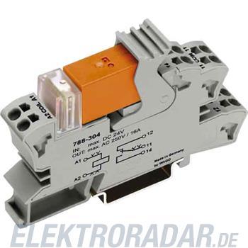 WAGO Kontakttechnik Stecksockel m.Relais 788-311