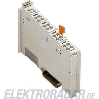 WAGO Kontakttechnik SSI-Geber Interface 750-630