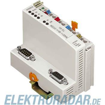 WAGO Kontakttechnik Feldbuscontroller 750-804
