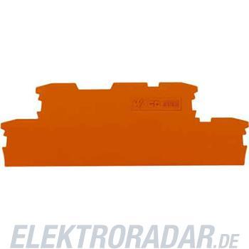 WAGO Kontakttechnik Abschluss-u.Zwischenplatte 2002-2992