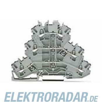 WAGO Kontakttechnik Dreistockklemme 2002-3208