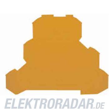 WAGO Kontakttechnik Abschluss-u.Zwischenplatte 2002-3292
