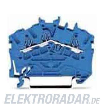 WAGO Kontakttechnik Durchgangsklemme 2002-6304