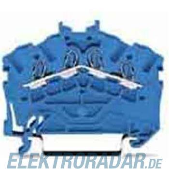WAGO Kontakttechnik Durchgangsklemme 2002-6404