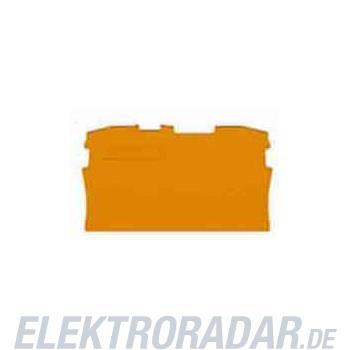 WAGO Kontakttechnik Abschluss-u.Zwischenplatte 2010-1292