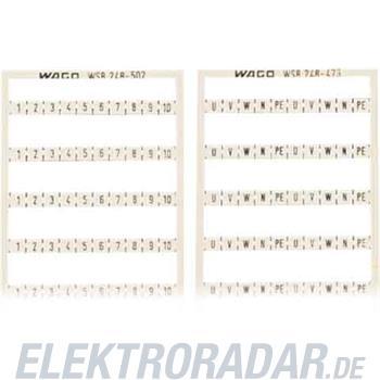 WAGO Kontakttechnik WSB-Bez. W:L1L2L3NPEL1L2L3 248-472