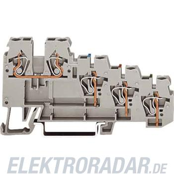 WAGO Kontakttechnik 4-Leiter-Initiatorenklemme 270-570