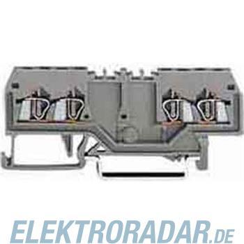 WAGO Kontakttechnik Doppeldurchgangsklemme 279-826