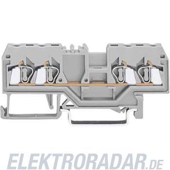 WAGO Kontakttechnik 4L-Durchgangsklemme 280-835