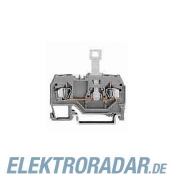 WAGO Kontakttechnik 2-Leiter-Trennklemme, 0,08 280-912