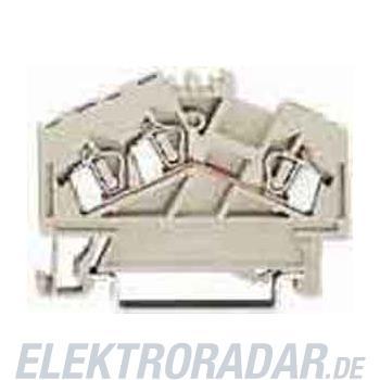 WAGO Kontakttechnik 3-Leiter-Durchgangsklemme 280-998