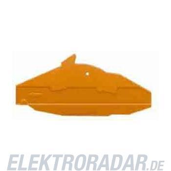 WAGO Kontakttechnik Abschlußplatte 282-360