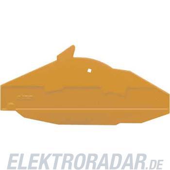 WAGO Kontakttechnik Abschluß- u.Trennplatte 282-365